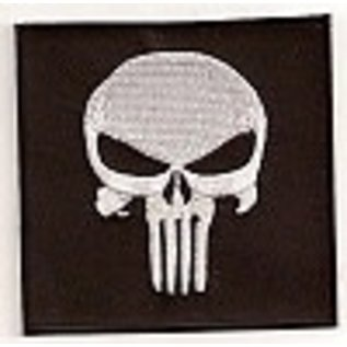 Biker's Stuff Patch Punisher 3in
