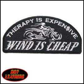 Hot Leather Patch Wind Is Cheap 4in