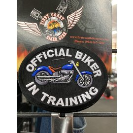 Ozark Biker Shop Patch Biker in Training Boy 3 in
