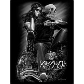 DGA Tees ROD Tee Biker Babe