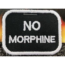 First Coast Biker Gear Patch Allergy Alert No Morphine 2in