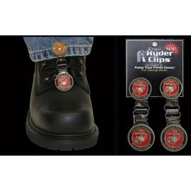 Ryder Clips Boot Clip Laced Marine