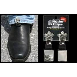 Ryder Clips Boot Clip Stirrup Flower