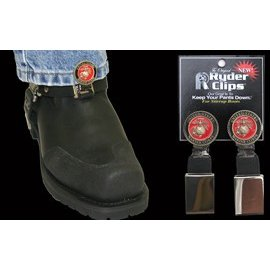 Ryder Clips *DISC Boot Clip Stirrup Marine