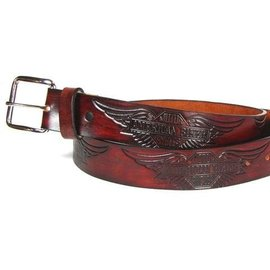 Mascorro Leather Belt Antique American Biker