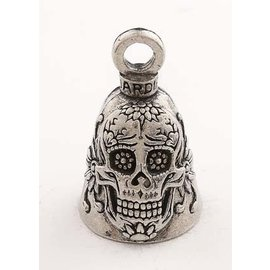 Guardian Bell LLC Sugar Skull Guardian Bell