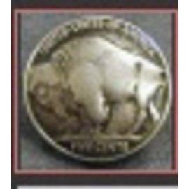 Daniel Smart Mfg VE Buffalo Nickel Men