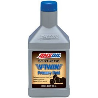Amsoil Amsoil V-Twin Synthetic Primary Fluid Qt