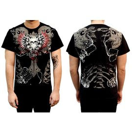 Liberty Wear Shirt SS Men Freedom Dog Tags