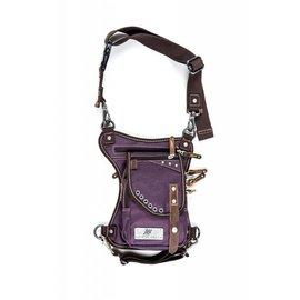 Ukoala Bags Ukoala Bag Phoenix Compact Purple