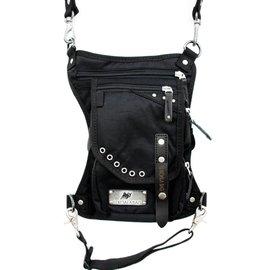 Ukoala Bags Ukoala Bag Phoenix Standard Black