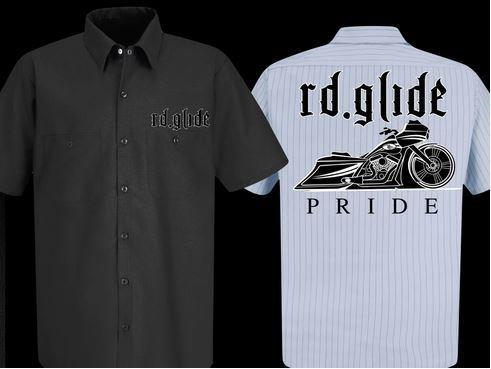 Biker Shirt   Road Glide Pride   Nasty Baggers