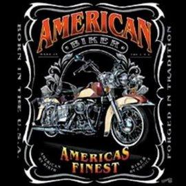 Route 66 Biker Gear Shirt American Biker
