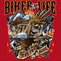 Route 66 Biker Gear Shirt Biker for Life Eagle