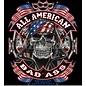 First Coast Biker Gear Shirt All American Badass