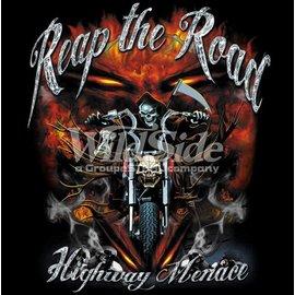 First Coast Biker Gear Shirt Reap The Road