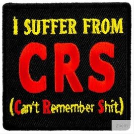 Patch Stop Patch Suffer from CRS 2.5in