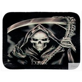Patch Stop Patch Grim Reaper/Sickle Leather