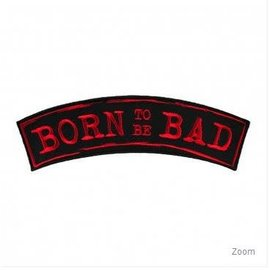 Patch Stop Patch Born To Be Bad 7in