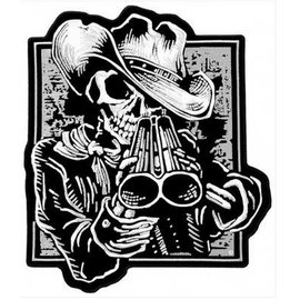 Patch Stop Patch Double Barrell Skeleton 11in