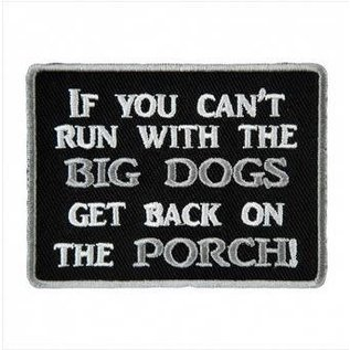 Patch Stop Patch If You Big Dogs 3in
