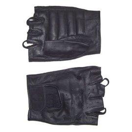 Hugger Glove Fingerless Gel-Palm Perforated L