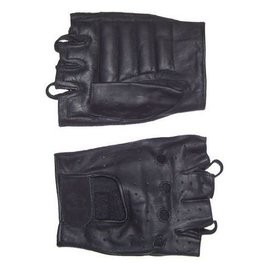 Hugger Glove Fingerless Gel-Palm Perforated XL
