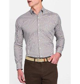 Peter Millar Peter Millar Nantahala Micro-Check Sport Shirt