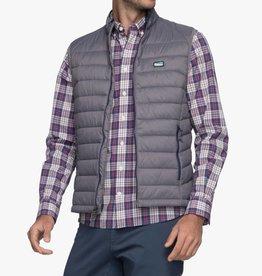 Johnnie-O Johnnie-O Hudson Quilted 2-Way Zip Front Vest