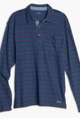 Johnnie-O Johnnie-O Tilly 3-Button Long Sleeve Polo
