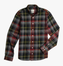 Johnnie-O Johnnie-O Curly Cotton Flannel Hangin' Out Shirt