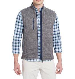 Johnnie-O Johnnie-O Tahoe 2-Way Zip Front Fleece Vest