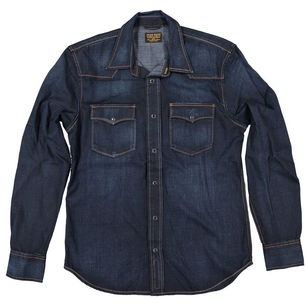 The Jean Shop Jean Shop Garth Shirt