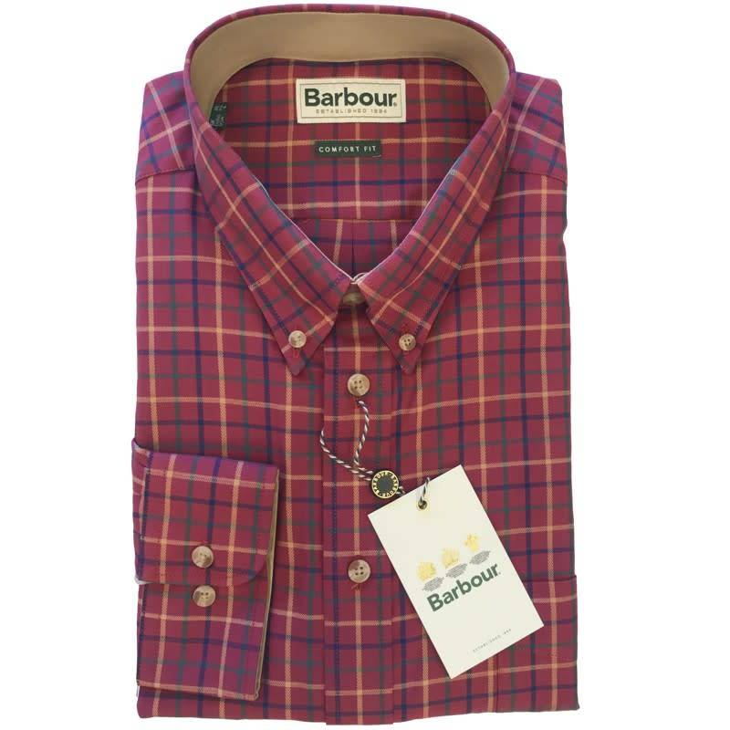 Barbour Barbour Sporting Tattersall Shirt