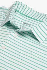 Johnnie-O Johnnie-O Beech Striped PREP-FORMANCE Jersey Polo