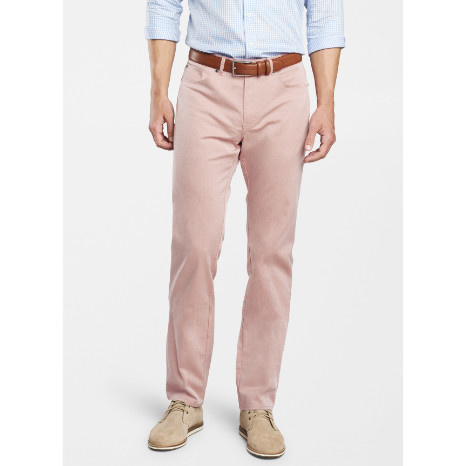 Peter Millar Peter Millar Crown Comfort Five-Pocket Pant