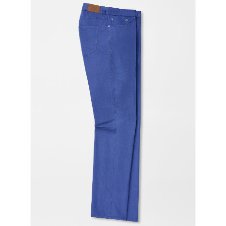 Peter Millar Peter Millar Seaside Cotton/Linen Five-Pocket Pant