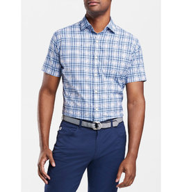 Peter Millar Peter Millar Sky Top Featherweight Short-Sleeve Sport Shirt
