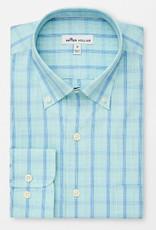 Peter Millar Peter Millar St. George Glen Plaid Sport Shirt