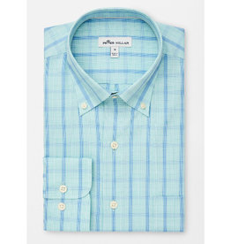 Peter Millar Peter Millar St. George Glen Plaid Sport Shirt