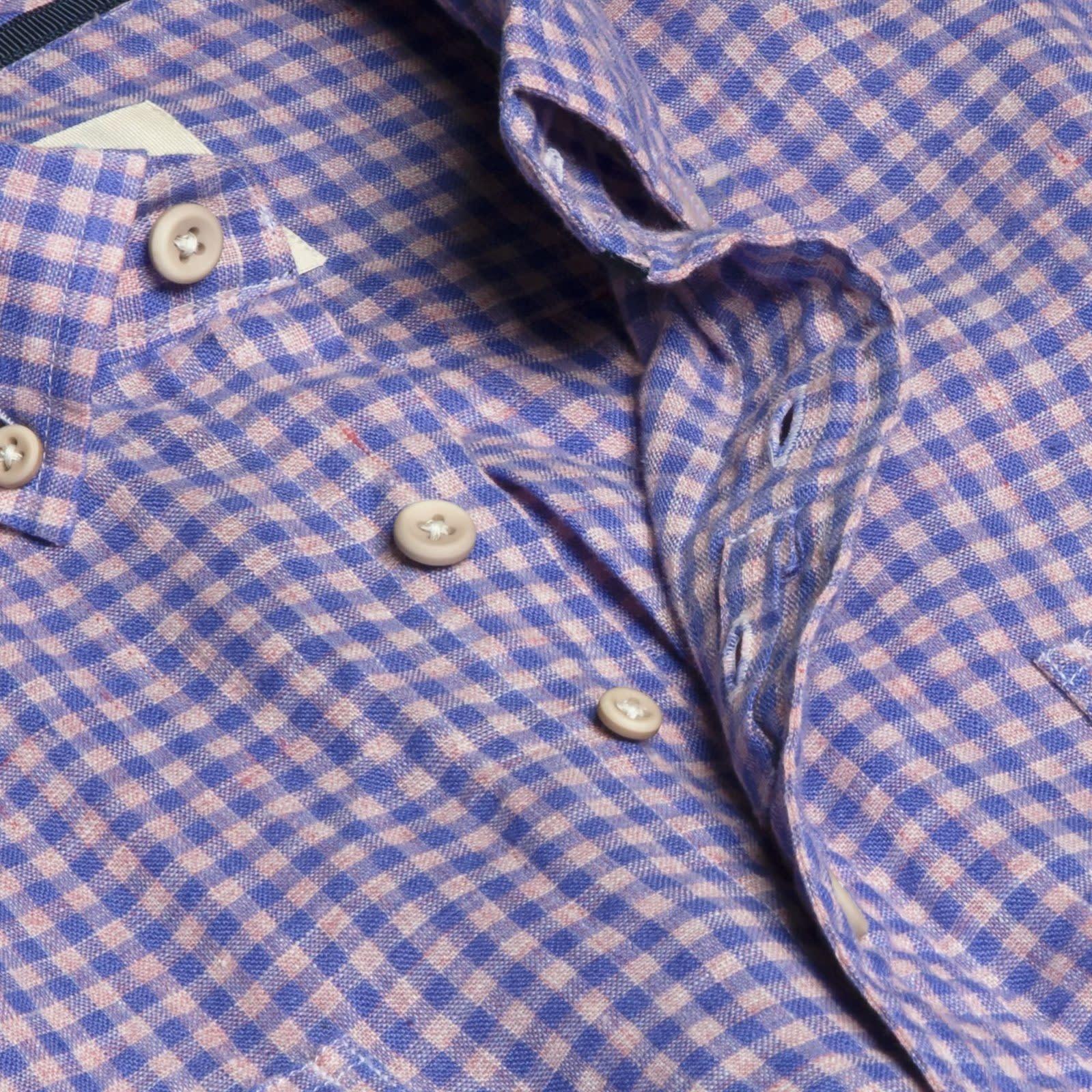 Johnnie-O Johnnie Alec Linen Hangin' Out Button Down Shirt