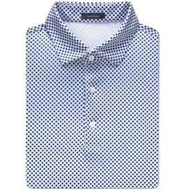 OliVER RiDLEY OLiVER RiDLEY Performance Jersey Diagonal Gingham