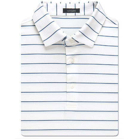 OliVER RiDLEY OLiVER RiDLEY Walker Perfomance Stripe Polo