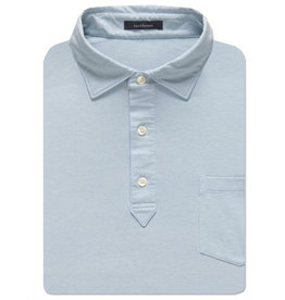 OliVER RiDLEY Oliver Ridley Randy Solid Pima-Blend Polo