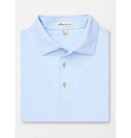 Peter Millar Peter Millar 42nd Printed Golf Tees Stretch Jersey Polo