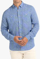 Johnnie-O Johnnie-O Alec Linen Hangin' Out Button Down Shirt