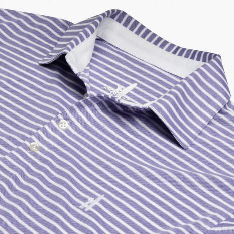Johnnie-O Johnnie-O Linus Dual Striped PREP-FORMANCE Pique Polo
