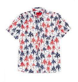 Southern Proper Southern Proper Social Shirt: Palmetto Fireworks