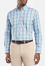 Peter Millar Peter Millar Crown Soft Rocca Multi-Plaid Sport Shirt