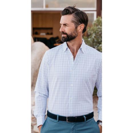 Mizzen+Main Mizzen + Main Hopper Shirt
